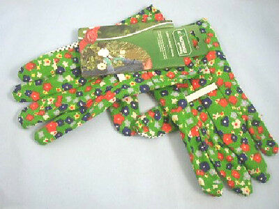 Ladies Gardening Gloves Hand Made From Finest Quality Material Womens Ggl1