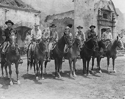 "Yul Bryner/Steve McQueen [Magnificent Seven] 8""x10"" 10""x8"" Photo 59635"
