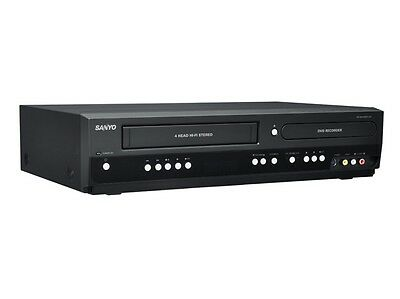 DVD / VCR PLAYER RECORDER TRANSFER OLD VHS CASSETTES to DVD RECORDER CONVERTER
