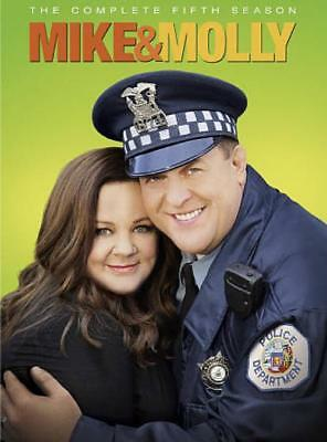 Mike And Molly: The Complete Fifth Season New Region 1 Dvd