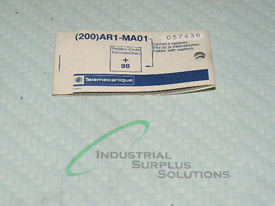 Schneider Ar1-Ma01+ / 057439 Cable Ends Card Of 200