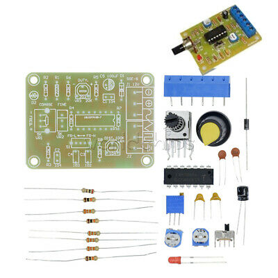 ICL8038 Monolithic Function Signal Generator Module Kit Sine Square Triangle New