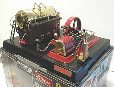 AU SPECIAL: Wilesco NEW D21 TOY STEAM ENGINE+ FREE SHIPPING
