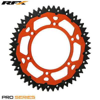 KTM EXC 200 2T 2004 RFX Pro Series Armalite Rear Sprocket (Orange 52T)