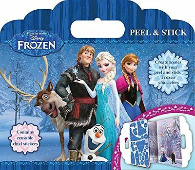 Frozen Peel And Stick Stickers