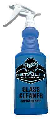 Meguiar's Detailer Concentrated Glass Cleaner Bottle & Chemical Trigger EMPTY