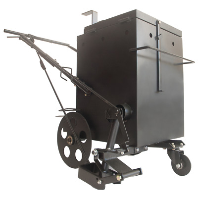 [PAVEMADE] HOTBOX 10 - asphalt crack fill machine hot tar rubberized sealcoating
