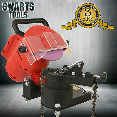 320W Chainsaw Sharpener Swarts Tools Chain Saw Electric Grinder File Pro Tool