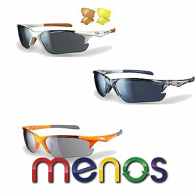 Twister Interchangeable Sunglasses cycling Running Horse Riding Hiking Fishing