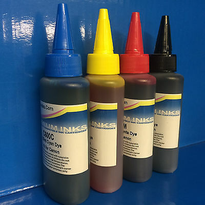 400ml Printer Refill INK for CANON PIXMA MG3550 MG3600 MG3650 MG 3650 3600 3550