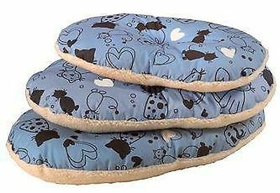 Cosipet Scatty Cat Basket Liner 15-inch/ 38 cm Blue