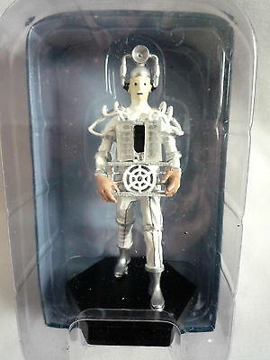 "Official Bbc Doctor Who Figurine Collection  #44  Cyberman  4""  Figure"