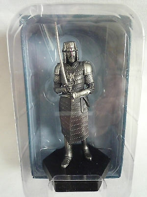 "Official Bbc Doctor Who Figurine Collection  #45 Robot Knight  4""  Figure"