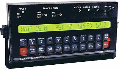 Raven SCS 440 Automatic Rate Controller with Serial Port
