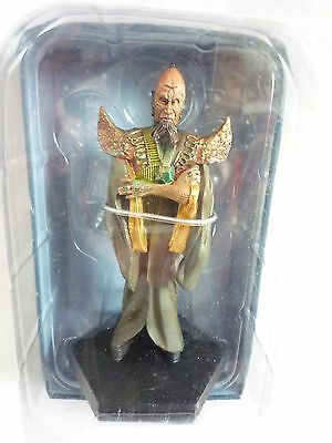 "Official Bbc Doctor Who Figurine Collection  #37 Draconian Prince  4""  Figure"