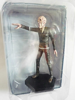 "Official Bbc Doctor Who Figurine Collection  #10 Silent /  4""  Figure"