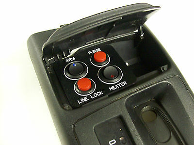 93-96 Trans Am Camaro Z28 Firebird Ash Tray Mounted Nitrous Oxide Control Panel