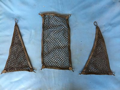 BMW Mini One/Cooper/S Luggage Compartment Nets (R56)