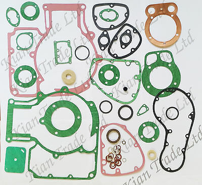 Complete Overhauling Gasket Packing Kit for Royal Enfield Bullet 500cc @UK