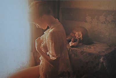 David Hamilton Limited Edition Photo 29x40 Young girl undressing Nude Nu Akt 70s