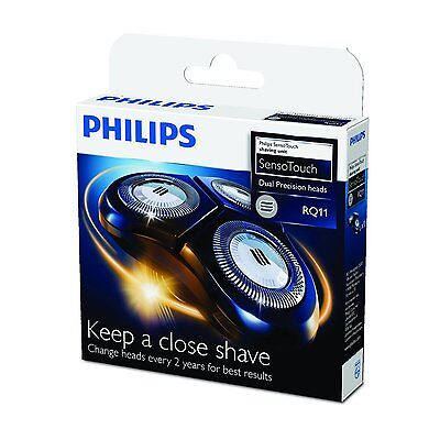 Philips SensoTouch RQ11/50 Dual Precision Replacement Shaving Head