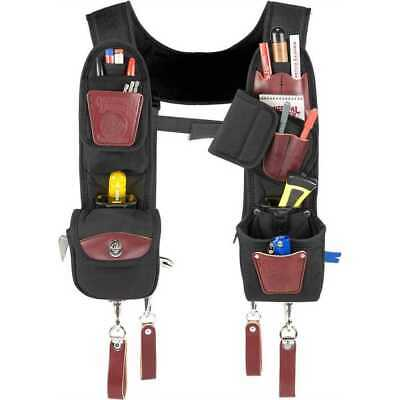 Stronghold Insta-Vest Kit Plus Suspender Package Occidental Leather 1550 New