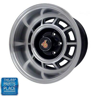 Buick Grand National Restoration Style Wheel 15 X 10 - Sold Individually