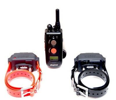 DOGTRA 1212 NCP Remote Control Electric Shock Training E-Collar 2 DOGS (1210)NEW