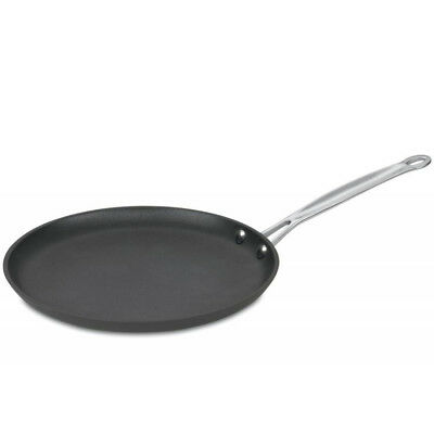 Cuisinart Chef's Classic Nonstick Hard-Anodized 10-Inch Crepe Pan