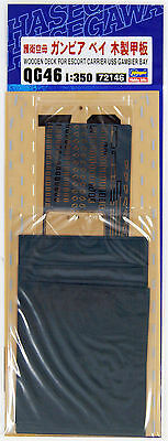 Hasegawa QG46 721463 Wooden Deck Parts for Escort Carrier USS Gambier Bay 1/350