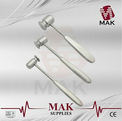 M@K Bone Mallets Doyen 21cm Two Sizes Available Fine Quality Surgical Instrument
