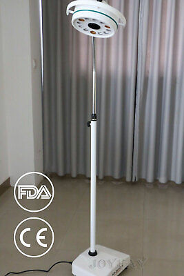 36 W LED Medical Surgical Exam Light AC Mobile Shadowless Lamp CE UK Shipping