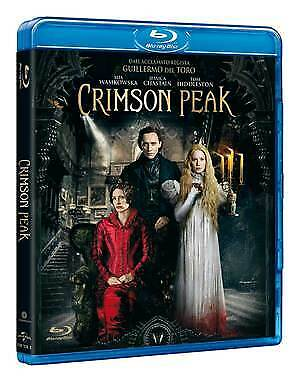 Crimson Peak   Blu Ray   Blue-Ray Thriller