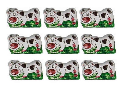 15 Milk Chocolate Cows - ''farm'' Theme Parties Birthday Favours Candy Buffet