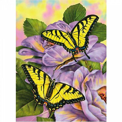 Royal & Langnickel Swallowtail Butterflies Junior Paint By Numbers