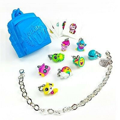 Vivid Imaginations - Charm U - 8 Pack and Bracelet - Brand New