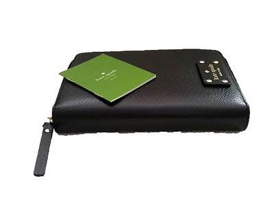 KATE SPADE New York PLANNER Personal ORGANIZER Wallet AGENDA Black WELLESLEY