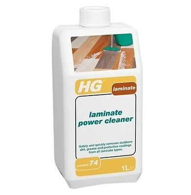 HG Laminate Flooring Floor Power Cleaner 1 Litre - 74