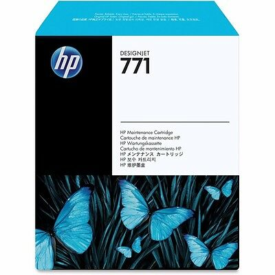 NEW HP INC. LASER ACCESSORIES 771 Maintenance CH644A