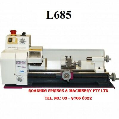 Variable Speed Bench Lathes Part No = Tu-1503V