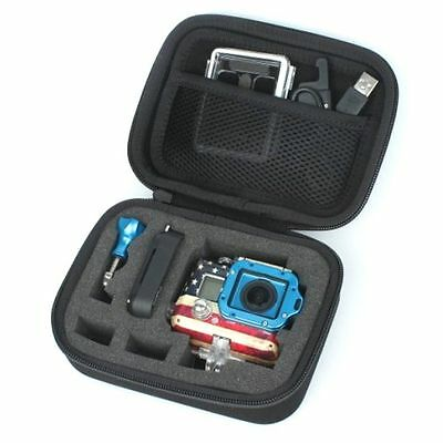 Small size Shockproof Protective Carry Case Bag for SJ4000 Gopro Hero 1 2 3 3+ 4