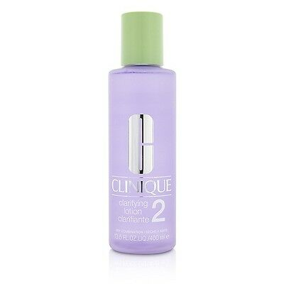 Clinique Clarifying Lotion 2 400ml Womens Skin Care