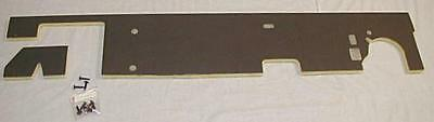 1959 Full Size Ford Firewall Insulation Pad 2 Pieces