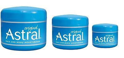 Astral Cream Original Face And Body Intensely Nourishing All Over Moisturiser