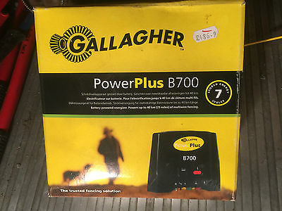 Gallagher Power Plus B700 Energiser Electric Fencing