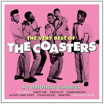 The Coasters - The Very Best Of 2 Cd New+