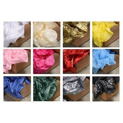 Tissue Paper 500mm x 760mm 12 Colours Listed