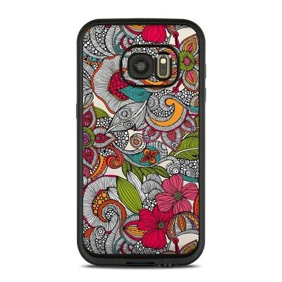 Skin for LifeProof FRE Galaxy S7 - Doodles Color - Sticker Decal