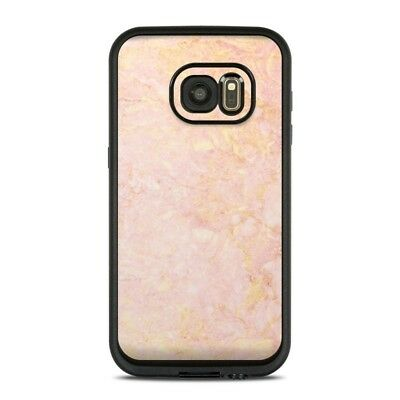 Skin for LifeProof FRE Galaxy S7 - Rose Gold Marble - Sticker Decal