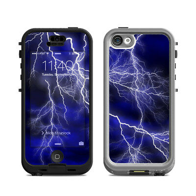 Skin Kit for Lifeproof iPhone 5c NUUD ~ APOCALYPSE BLUE ~ Decal Sticker